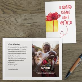 6 caprette, regalo solidale in ambito Salute e nutrizione
