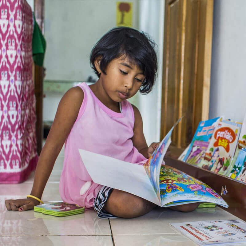 Il nostro sostegno per l'educazione e l'istruzione dei bambini